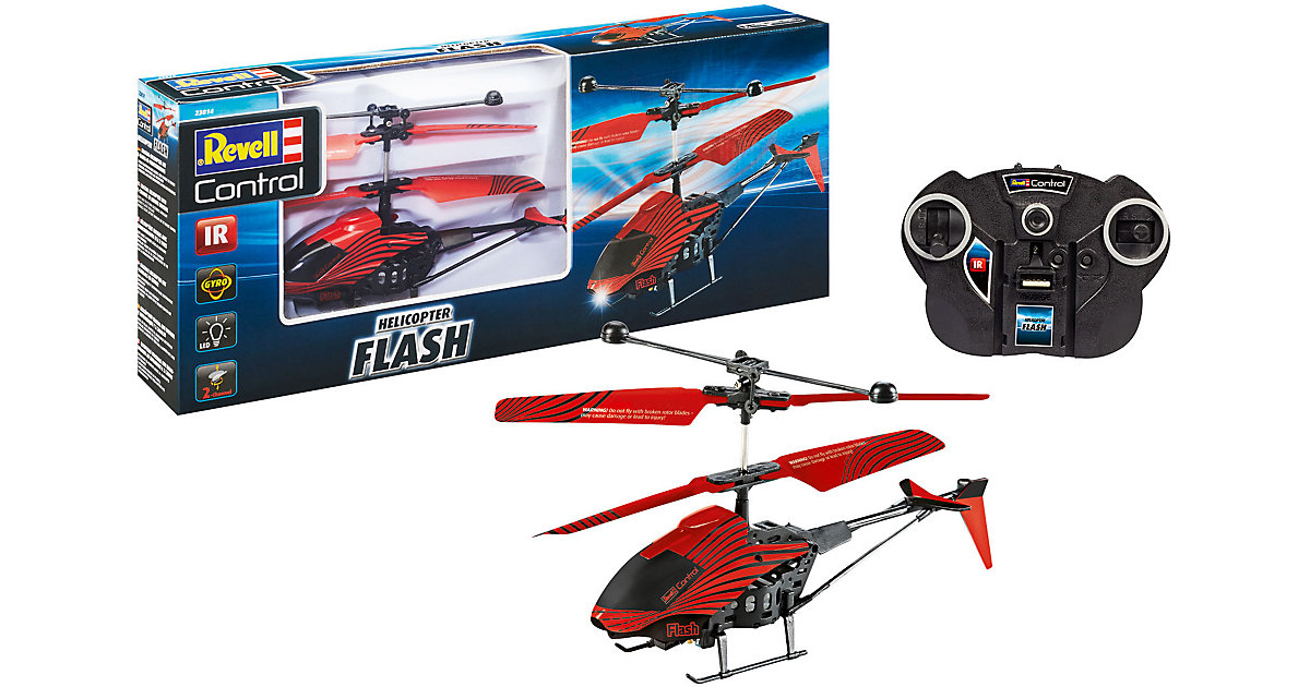 """RC Helicopter """"FLASH"""""""