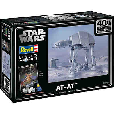 "Star Wars AT-AT-40th Anniversary ""The Empire Strikes Back"" 1:53"