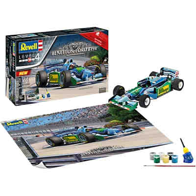 25th Anniversary Benetton Ford 194 1:24