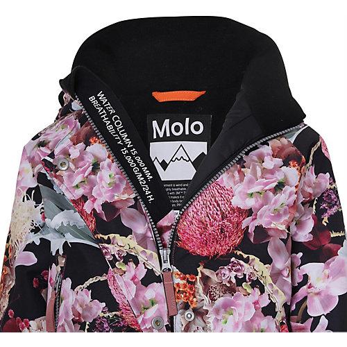 Утеплённый комбинезон Molo - розовый