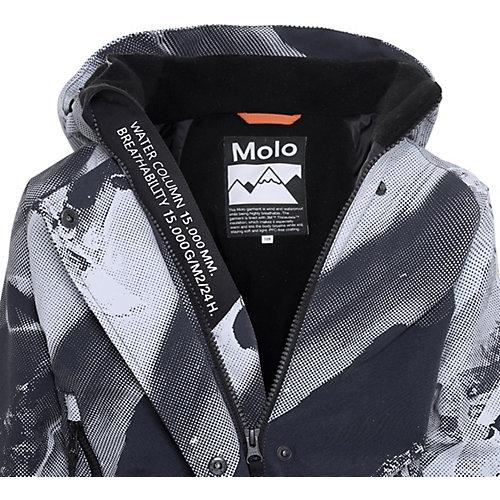 Утеплённый комбинезон Molo - серый