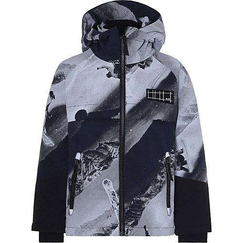 Утеплённая куртка Molo - серый