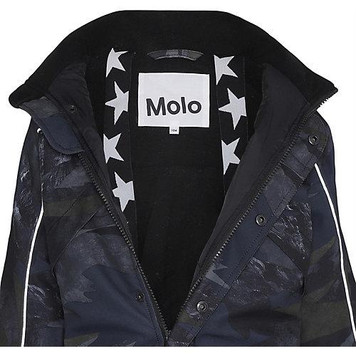 Утеплённый комбинезон Molo - темно-серый