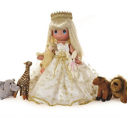 """Кукла Precious Moments """"Маленький ребёнок поведет их"""", 30 см от Precious Moments"""