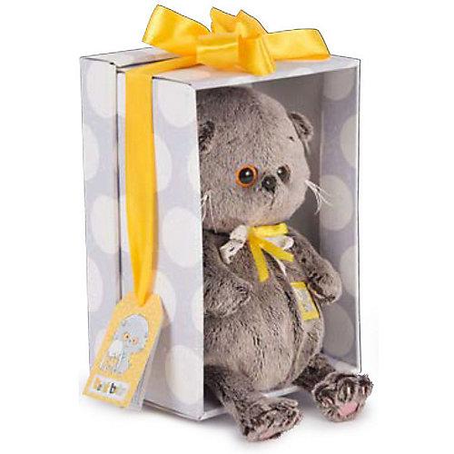 Мягкая игрушка Budi Basa Кот Басик Baby в костюме пчелка, 20 см от Budi Basa