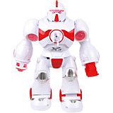 Воинственный робот Наша игрушка с комплектом ракет 5 шт