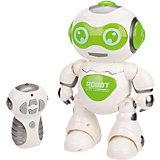 Радиоуправляемый танцующий робот Наша игрушка, 23 см