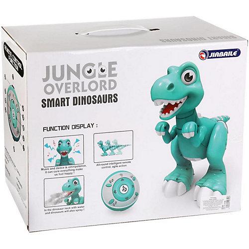 Радиоуправляемый динозавр Jiabaile, c имитацией дыма от Jiabaile