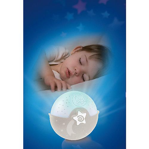 """Ночник-проектор Infantino с вращающейся погремушкой """"Кэтти"""""""