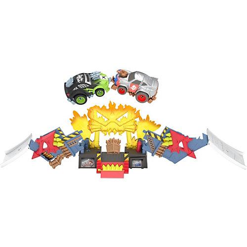 Игровой набор Moose Boom City Racers Салют от Moose