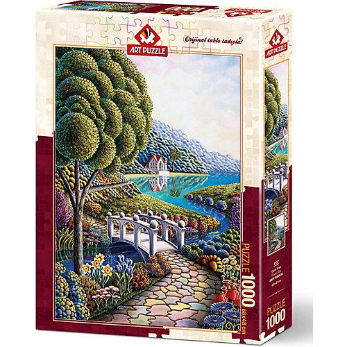 Пазл Art Puzzle Цветочный залив, 1000 деталей от Art Puzzle