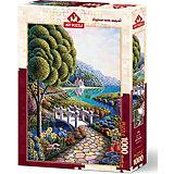 Пазл Art Puzzle Цветочный залив, 1000 деталей