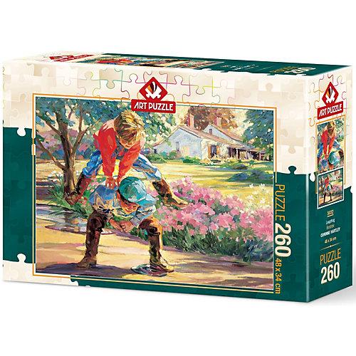 Пазл Art Puzzle Чехарда, 260 деталей от Art Puzzle