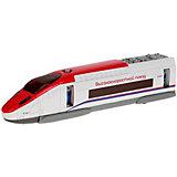 Скоростной поезд Технопарк, 18,5 см, свет, звук