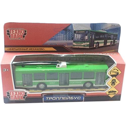 Троллейбус Технопарк, 16,5 см от ТЕХНОПАРК