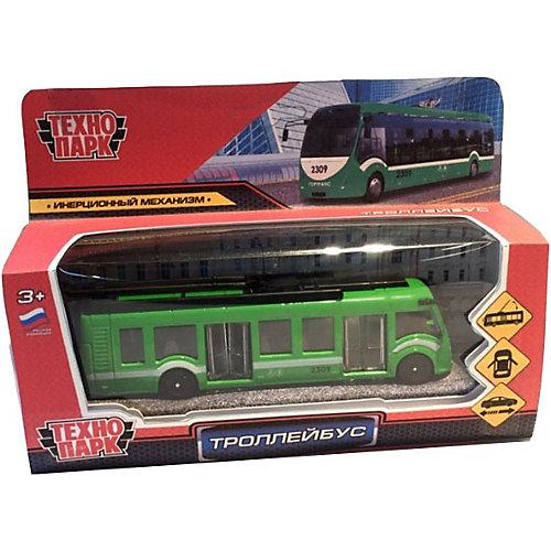 Троллейбус Технопарк, 15 см от ТЕХНОПАРК