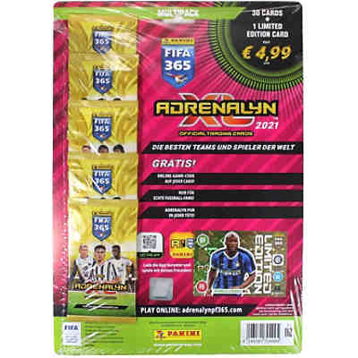FIFA 365 2020/2021 Multipack Adrenalyn XL