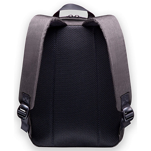 Рюкзак с LED-дисплеем Pixel Plus, вместительность 16 л - серый от Pixel