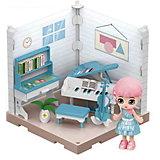 Модульный домик Abtoys Мини-кукла в музыкальной комнате, 1 секция