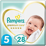 Подгузники Pampers Premium Care 11-16 кг, 28 шт