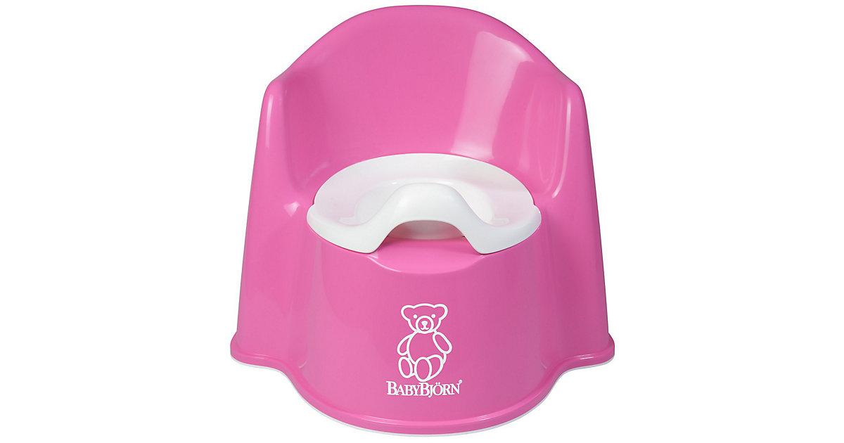 BabyBjörn · BABYBJÖRN Topfstuhl Pink(55155)