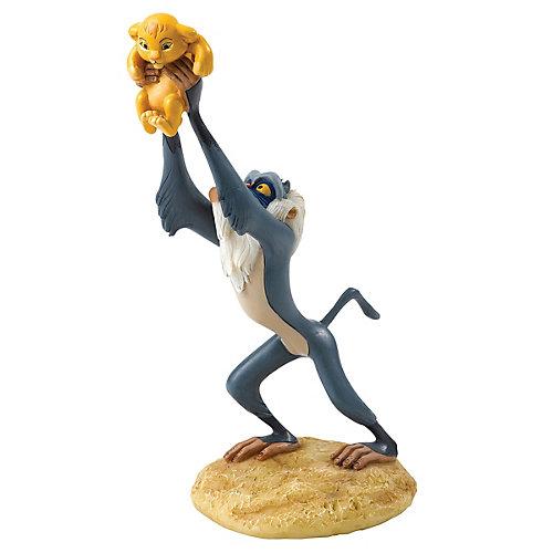 """Фигурка Enesco Enchanting Disney Collection """"Рафики и Симба: король родился"""" от Enesco"""