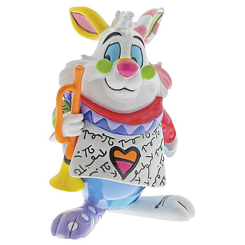 "Мини-фигурка Enesco Disney By Romero Britto ""Белый кролик"" от Enesco"