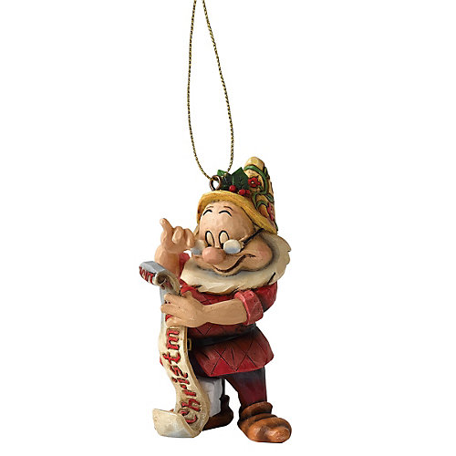 """Подвесная фигурка Enesco Disney Traditions """"Гномик Док"""" от Enesco"""
