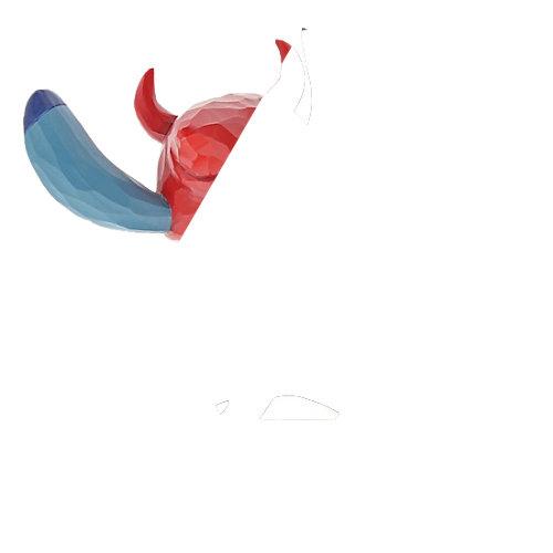"Фигурка Enesco Disney Traditions ""Дяьяволенок Стич"" от Enesco"