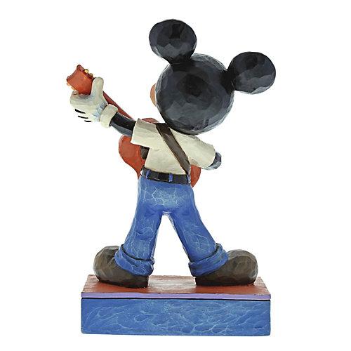 "Фигурка Enesco Disney Mickey Mouse & friends ""Микки - рок-н-ролльщик"" от Enesco"