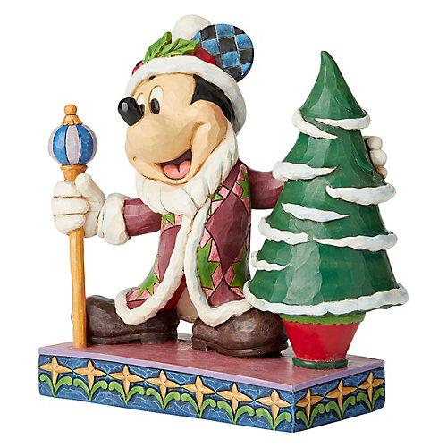 "Фигурка Enesco Disney Mickey Mouse & friends ""Микки-Санта"" от Enesco"