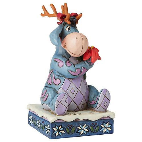 "Мини-фигурка Enesco Disney Traditions ""Рождественский Ослик"" от Enesco"