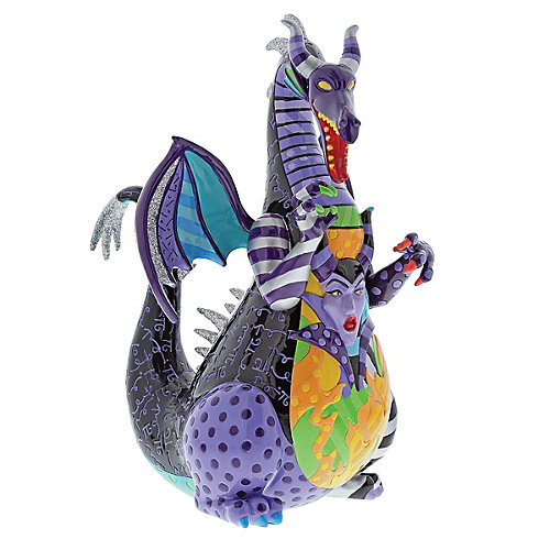 "Фигурка Enesco Disney By Romero Britto ""Дракон Малифисенты"" от Enesco"