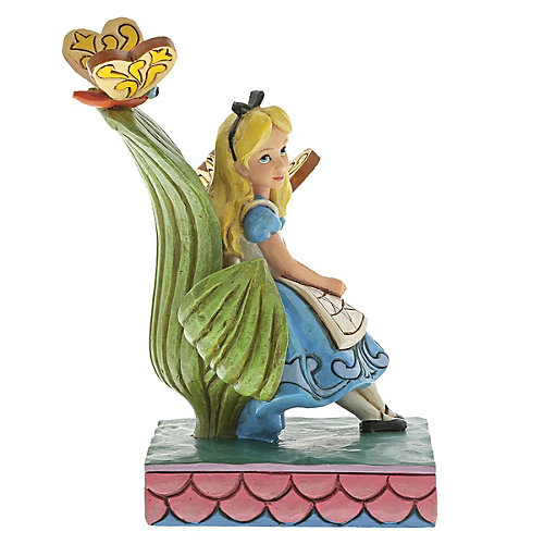 """Фигурка Enesco Disney Traditions """"Алиса в стране Чудес"""" от Enesco"""