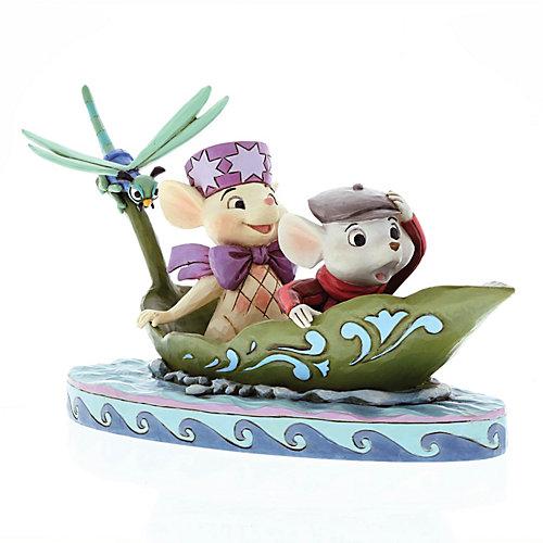 "Фигурка Enesco Disney Traditions ""Бернард и Бьянка"" от Enesco"