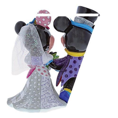 """Фигурка Enesco Disney Mickey Mouse & friends """"Свадьба Микки и Минни"""" от Enesco"""
