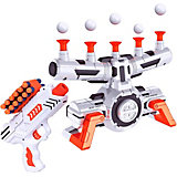 Игровой набор BLD Toys Space Wars Стрельба из бластера по летающим шарикам