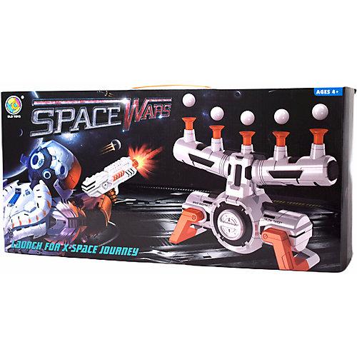 Игровой набор BLD Toys Space Wars Стрельба из бластера по летающим шарикам от BLD Toys
