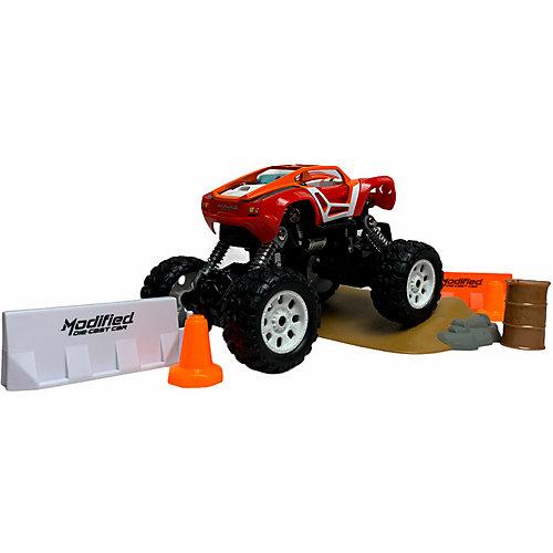 Машинка-конструктор KLX Toys Modified 4Х4 от KLX