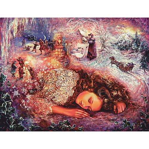Деревянный пазл DaVici Зимние сны, 400 элементов от DaVici