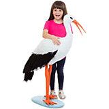 "Мягкая игрушка Melissa & Doug ""Аист"", 115 см"