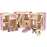 """Деревянный замок Melissa & Doug """"Маленький замок Принцессы"""""""