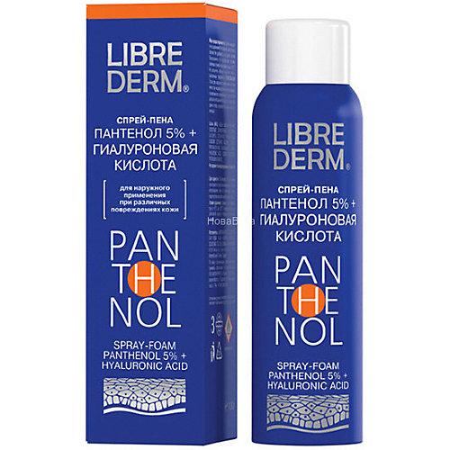 Пантенол-спрей с гиалуроновой кислотой Librederm, 130 г