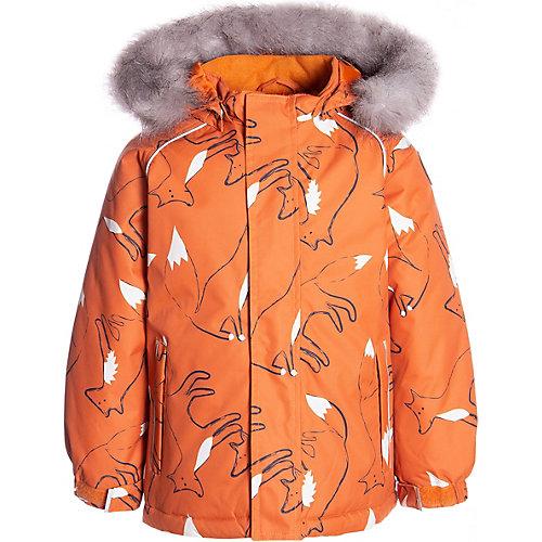 Утеплённая куртка Jonathan - разноцветный