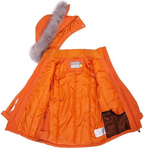 Утеплённая куртка Jonathan - оранжевый