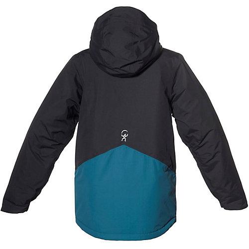 Утеплённая куртка Isbjörn - черный