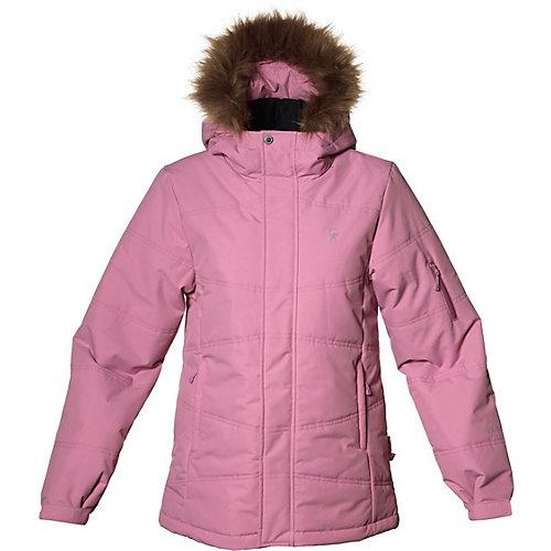 Утеплённая куртка Isbjörn - розовый