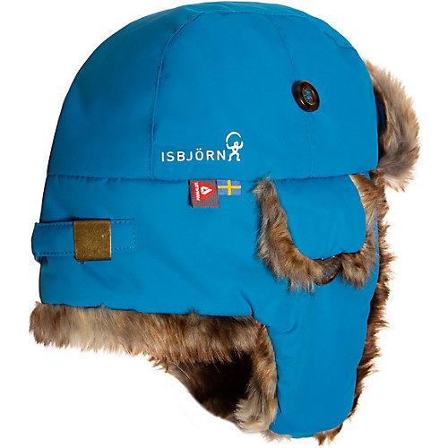 Шапка Isbjörn - голубой от Isbjorn