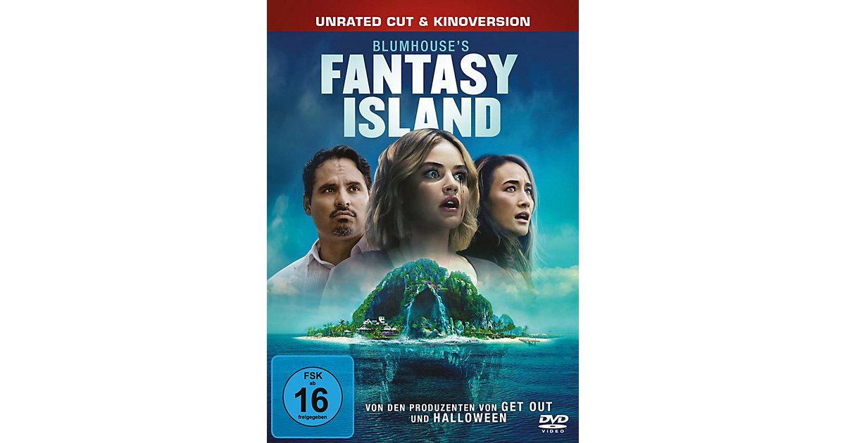 DVD Fantasy Island Hörbuch