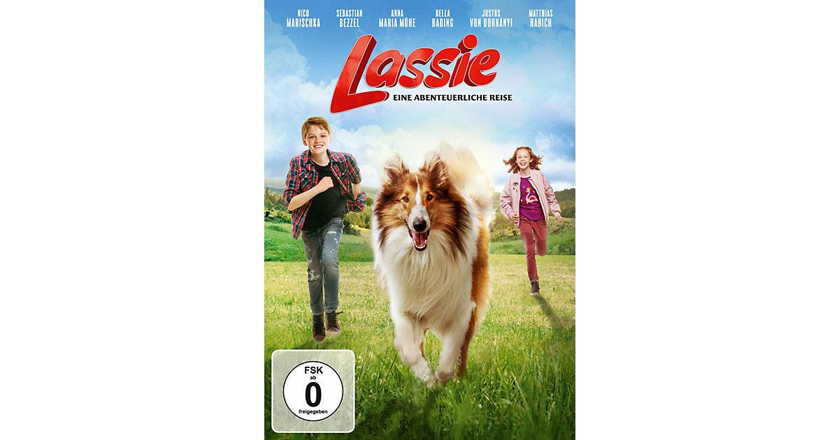 DVD Lassie - Eine abenteuerliche Reise Hörbuch